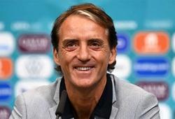 HLV Roberto Mancini: ĐT Ý cần một trận đấu hoàn hảo để vào chung kết