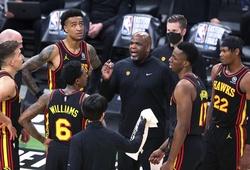 """Sau mùa Playoffs thần kỳ, Atlanta Hawks """"tặng quà"""" cho HLV Nate McMillan"""