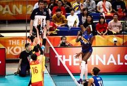 """""""Quái vật nghìn máu"""" nào khiến bóng chuyền nữ Trung Quốc sợ nhất ở Olympic Tokyo?"""