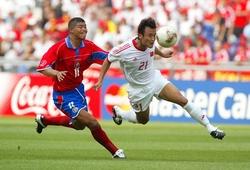 Trung Quốc tham dự World Cup năm nào?