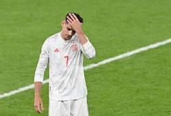 Lukaku là nguyên nhân khiến Morata phải ngồi dự bị ở bán kết EURO 2021