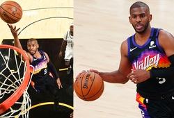 Chris Paul rực sáng ngày ra mắt NBA Finals, Phoenix Suns chiến thắng Game 1