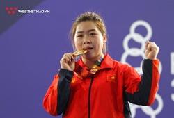 """""""Bỏ 1, lấy 1"""", đô cử Hoàng Thị Duyên được chọn dự Olympic 2020"""