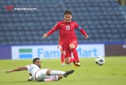 Lịch bốc thăm vòng loại U23 châu Á 2022 của Việt Nam