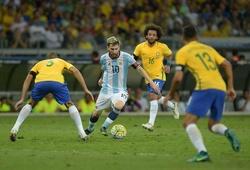 Lịch sử đối đầu Brazil vs Argentina trước chung kết Copa America 2021