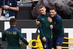 ĐT Italia đóng kín sân tập cho tới khi gặp Anh ở chung kết EURO