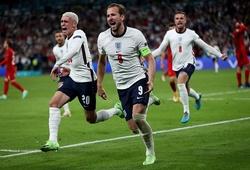 Nhật ký EURO 2021 ngày 8/7: Anh hẹn Italia tại chung kết