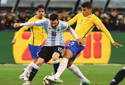 Lịch trực tiếp Bóng đá TV hôm nay 10/7: Brazil vs Argentina