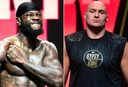 Tyson Fury dương tính Covid-19, trận đấu với Deontay Wilder bị hoãn