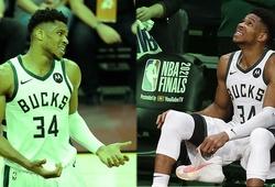 Milwaukee Bucks vỡ vụn mỗi khi Giannis Antetokounmpo ra nghỉ như thế nào?