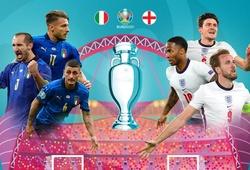 Lịch sử đối đầu Anh vs Ý trước trận chung kết EURO 2021