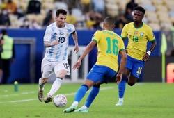 Xem lại bóng đá Brazil vs Argentina, chung kết Copa America 2021