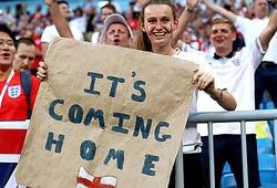 UEFA từ chối phát bài Football's Coming Home ở chung kết EURO 2021