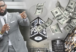 Phá vỡ kỷ lục thu nhập tại Mỹ, LeBron James gia nhập CLB tỷ đô cùng 4 siêu sao