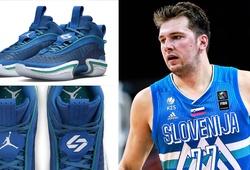 Luka Doncic diện logo mới, trình làng phối màu Air Jordan 36 được thửa riêng