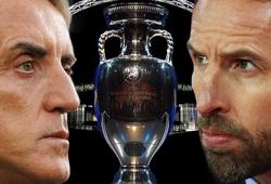 Ván cờ chung kết EURO 2021: Mancini cao tay khiến tuyển Anh của Southgate vỡ vụn