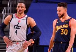 """Stephen Curry và Russell Westbrook được vinh danh tại """"Oscar Thể thao"""""""