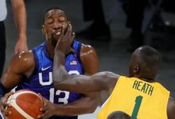 ĐT bóng rổ Olympic Mỹ thua trận giao hữu thứ hai liên tiếp