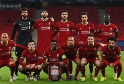 Đội hình Liverpool 2021/2022: Danh sách, số áo cầu thủ chi tiết