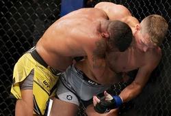 Trọng tài Marc Goddard lý giải pha ra đòn bị nghi phạm lỗi của Gilbert Burns tại UFC 264