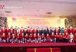 Tối nay, đoàn Thể thao Việt Nam lên đường dự tranh Olympic 2021