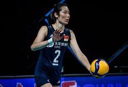 Siêu sao bóng chuyền Trung Quốc nhận vinh dự lớn nhất đoàn thể thao nước nhà tại Olympic Tokyo