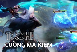 Bảng ngọc Tachi Liên Quân và cách lên đồ mạnh nhất
