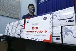 VBA chung tay vào công tác phòng chống COVID-19 cùng tỉnh Khánh Hoà