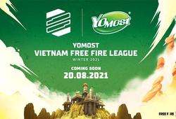 Lịch thi đấu Free Fire VFL Winter 2021
