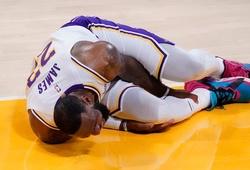 LeBron James tiết lộ về chấn thương gây ám ảnh nhất