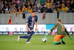 Kết quả bóng đá PSG vs Augsburg, video giao hữu quốc tế 2021