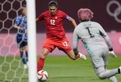 Video Highlight nữ Nhật Bản vs nữ Canada, Olympic 2021