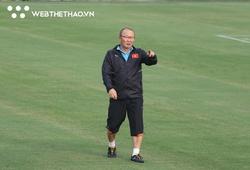 Khi nào HLV Park Hang Seo trở lại Việt Nam?