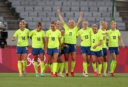 Video Highlight nữ Thụy Điển vs nữ Mỹ, Olympic 2021