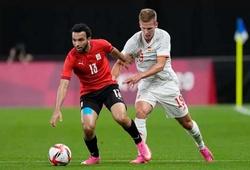 """Kết quả U23 Ai Cập vs U23 Tây Ban Nha: """"Bò tót' bị cầm chân"""