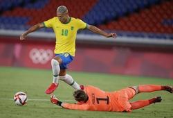 Video Highlight U23 Brazil vs U23 Đức, Olympic 2021