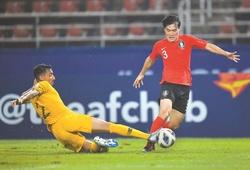 Kết quả U23 New Zealand vs U23 Hàn Quốc, video Olympic 2021