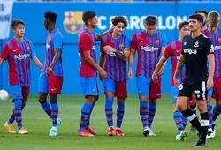 Kết quả bóng đá Barca vs Gimnastic, video giao hữu quốc tế 2021