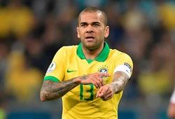 Đội hình U23 Brazil vs U23 Đức: Alves, Luiz, Richarlison góp mặt