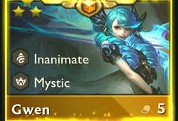 Gwen DTCL mùa 5.5: Đội hình và cách lên đồ mạnh nhất