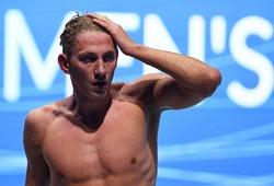Niềm hy vọng số 1 của bơi lội Nga dương tính với COVID-19