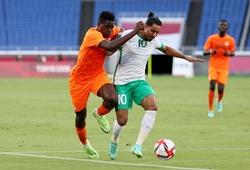 Kết quả U23 Bờ Biển Ngà vs U23 Saudi Arabia, video Olympic 2021