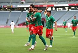 Kết quả U23 Mexico vs U23 Pháp: Thêm một cú sốc