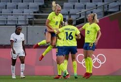 Nhận định bóng đá Nữ Thụy Điển vs Nữ Úc, Olympic Nữ 2021
