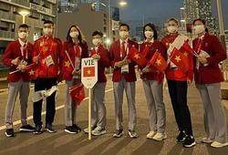 Tiết lộ số thành viên Đoàn thể thao Việt Nam dự Lễ khai mạc Olympic Tokyo 2021