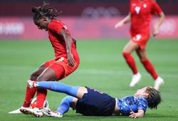 Kết quả bóng đá nữ Chile vs nữ Canada, Olympic 2021