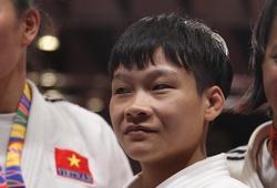 Gương mặt ẩn dật, kín tiếng nhất đoàn TTVN, võ sĩ judo Thanh Thủy là ai?
