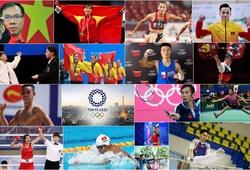Lịch thi đấu Olympic Tokyo 2021 của đoàn thể thao Việt Nam