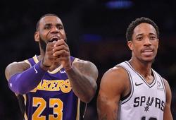 Cựu All-Star DeMar DeRozan sẵn sàng giảm lương để làm đồng đội LeBron James