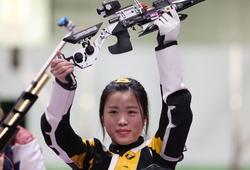 VĐV bắn súng Trung Quốc lập kỷ lục và giành HCV đầu tiên của Olympic Tokyo 2021